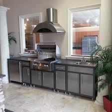 Prefab Outdoor Kitchen Cabinets Prefab Outdoor Kitchen Grill Islands Outdoor Kitchen Grills