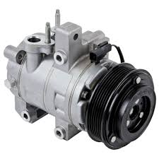 car air conditioning compressor. ford a/c compressor and clutch assembly 5.0l 2011-2014 car air conditioning e