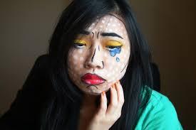 pop art ic makeup