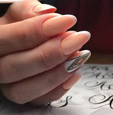 nail art, nail design, manicure, nude, geometry, маникюр, нейл арт ...