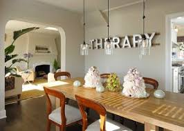 metal letter wall art Wall Art Ideas Design Restaurant Metal Letters Dining Room Cafe Home Elegant Family Cozy Place wall