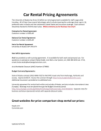 6+ Personal Car Rental Agreement Templates - Pdf | Free & Premium ...