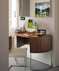 modern vanity table ideas  smooth base