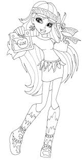Small Picture Free Printable Monster High Coloring Pages September 2013