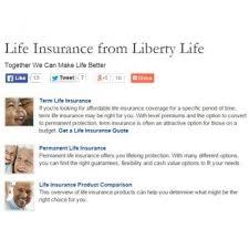 Liberty Mutual Life Insurance Quote