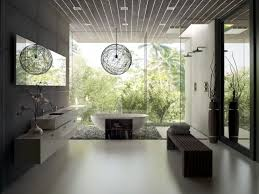 bathroom minimalist design. Minimalism In Interior Design Gives The Impression Of A Room Neat And Clean, So This Style Is Perfect For Modern Bathroom. Bathroom Minimalist