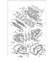 buy porsche gaskets sets design  camshaft housing chain case 911 1987 89