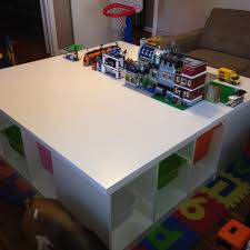 coffee lego table duo