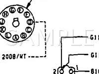 blade flasher wiring diagram tractor repair wiring diagram in line 4 way fuse box likewise 1992 dodge d150 pickup wiring diagram additionally 7 wire