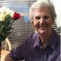 Goldie Mae McDermott Obituary - Visitation & Funeral Information