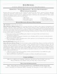 Hr Resume Objective Stunning Sample Human Resources Resume Beautiful Human Resources Resume