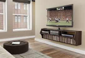 diy floating tv stand ideas you can read book if you bored wacth tv