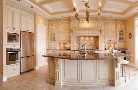 ... Gorgeous Cream Painted Kitchen Cabinets Cream Colored Kitchens Detail  For Cream Colored Kitchen ...
