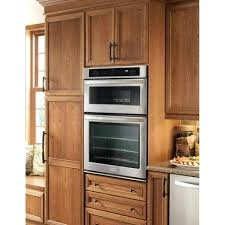 kitchenaid architect series ii inch convection combination microwave wall oven kems9bss dishwasher