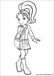 Small Picture 12 printable polly pocket coloring pages Print Color Craft