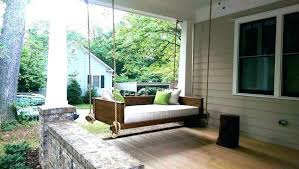 porch swing bed plans porch swing bed plans free canopy outdoor furniture vintage patio ideas with