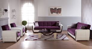 White Living Room Set For Amazing Of Cool Purple Living Room Modern Living Room Ins 1396