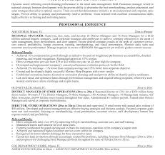 Sales Resume Objective Examples Manager Resume Objective Examples Quality Sales Property 40