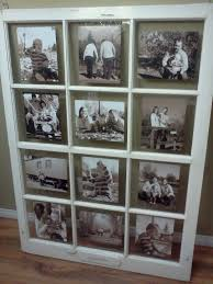 window pane photo collage picture frame ideas photography frames ideas craft free