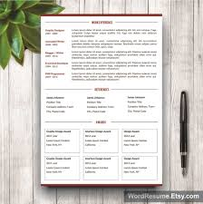 Microsoft Resume Templates 2016 Professional 100 page Resume Template Cover Letter Portfolio 98