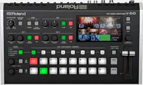V-8HD | HD Video Switcher - Roland Pro A/V