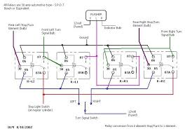schematics diagrams and shop drawings shoptalkforums com aftermarket chinese turn signal wiring · tach wiring for standard electronic ignition systems · basic system alternator toggle ignition switch