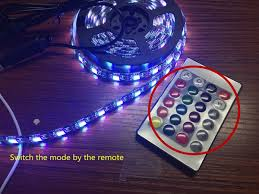 tv accent lighting. Wish | Fun A3 LED TV Backlight Kit USB Multi-color RGB Home Theater Background Accent Lighting Waterproof Strip Lights For HDTV Computer And Aquarium With Tv