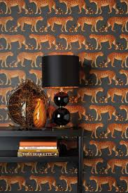Leopard Print Bedroom Wallpaper 17 Best Ideas About Cheetah Print Wallpaper On Pinterest Leopard