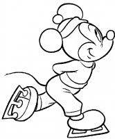 Disegni Da Colorare Topolino Disegni Dei Personaggi Disney Disegni