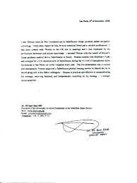 Letter Of Recommendation For Medical Doctor Letter Of Recommendation From A Doctor From The Automotive Community