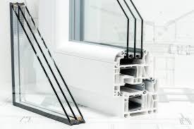between single or double pane windows