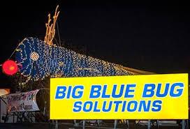 Big Blue Bug Solutions The Big Blue Bug Of Providence Rhode Island