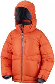 columbia boys space heater ii jacket tangy orange 00