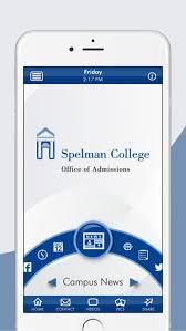 spelman college on the app store iphone screenshot 2