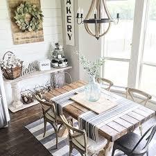 farmhouse dining room ideas. 100 Rustic Farmhouse Dining Room Decor Ideas (17) I