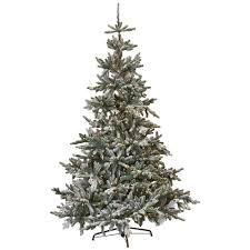 65 Ft North Valley Spruce Artificial Christmas Tree With 450 Pre Lit Spruce Christmas Tree