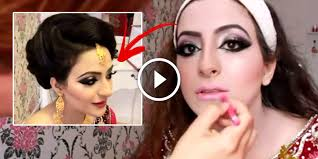 did you hear the name of sadaf wan he is one of the famous south asian makeup artists here at he99 we are going to share with you bridal makeup