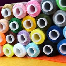Online Shop 30 Colours 250 Yard Polyester Sewing Threads ... & 30 Colours 250 Yard Polyester Sewing Threads Embroidery Threads for Quilting  Stitching Sewing Supplies Wholesale Adamdwight.com