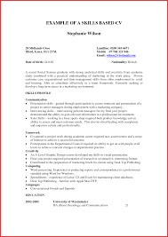 Lovely Administrative Skills Cv Personal Leave