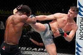 UFC Vegas 17 final fight stats: Stephen ...