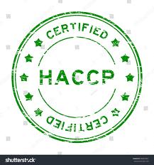 Grunge Green Haccp Hazard Analysis Critical Stock Vector 459919531