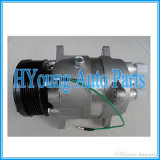 car air conditioning compressor. v5 car air conditioning compressor for citroen peugeot seat vw 1h0820803j,6553634,015121,15124,015124 portable tires 1