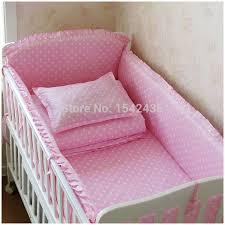 baby sheet sets baby crib bedding set cot bedding sets 4 bumper pillowcase sheet