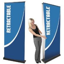 Conference Display Stands Banner stands are ideal for trade show displays conference 2