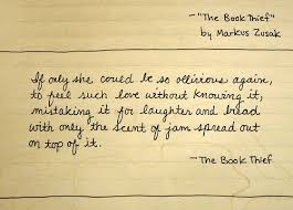 The Book Thief Quotes Best Quote From The Book Thief On We Heart It