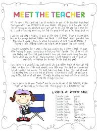 Preschool Welcome Letter E Unique D Luxury Formal Parent