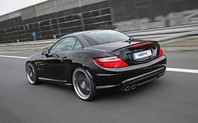 Articles about SLK-class on Mercedes Tuning Mag