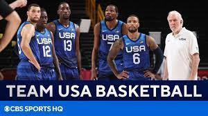 Team USA Basketball Faces France for ...