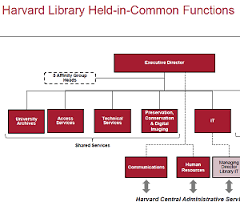 Library Org Chart Harvard Library Releases Org Chart Offers Buyouts Library