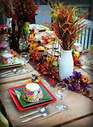 Outside Fall Decor Outside Fall Thanksgiving Table Decor Idea Table Decor Ideas